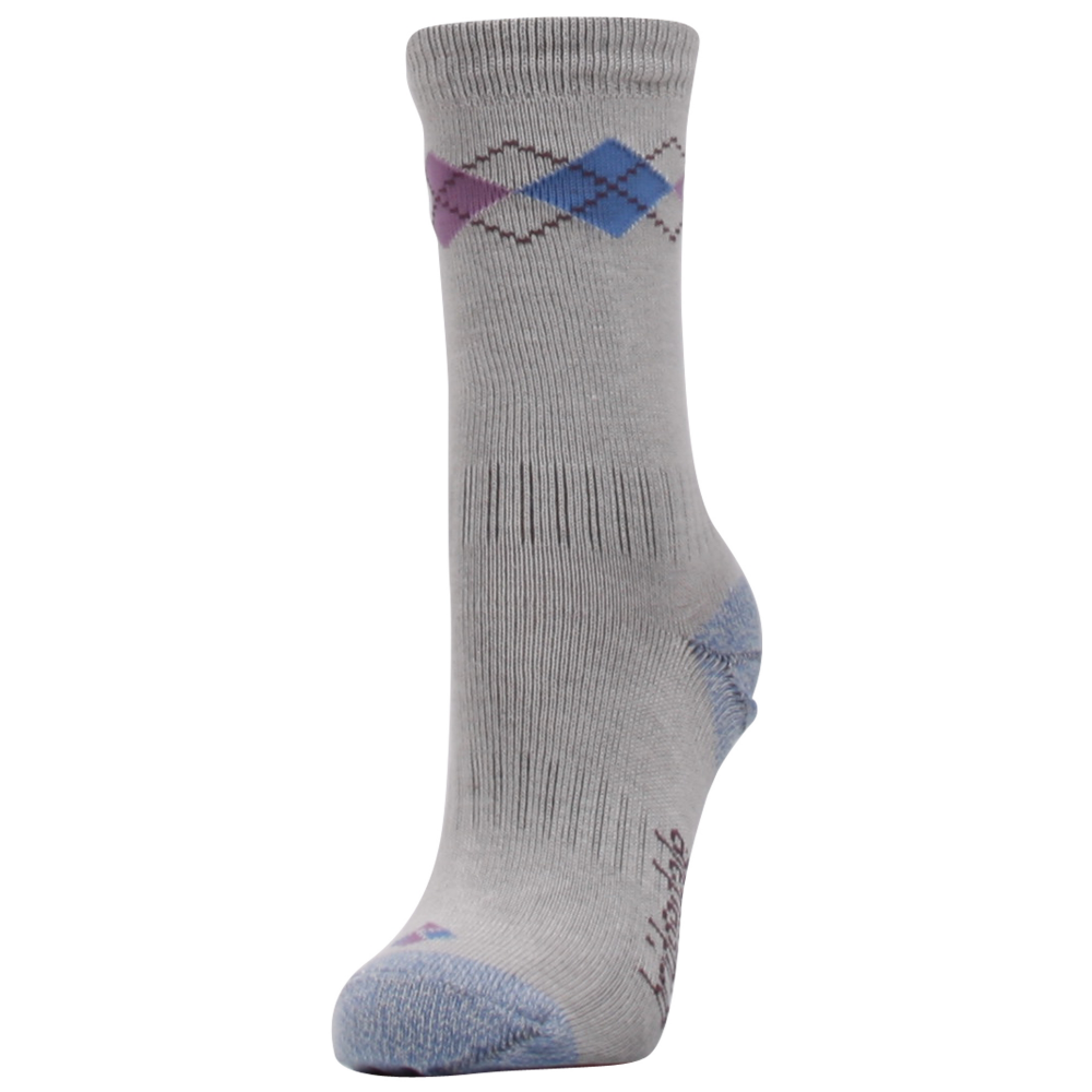 Bridgedale Bamboo Argyle 3 Pack Socks - Women - ShoeBacca.com