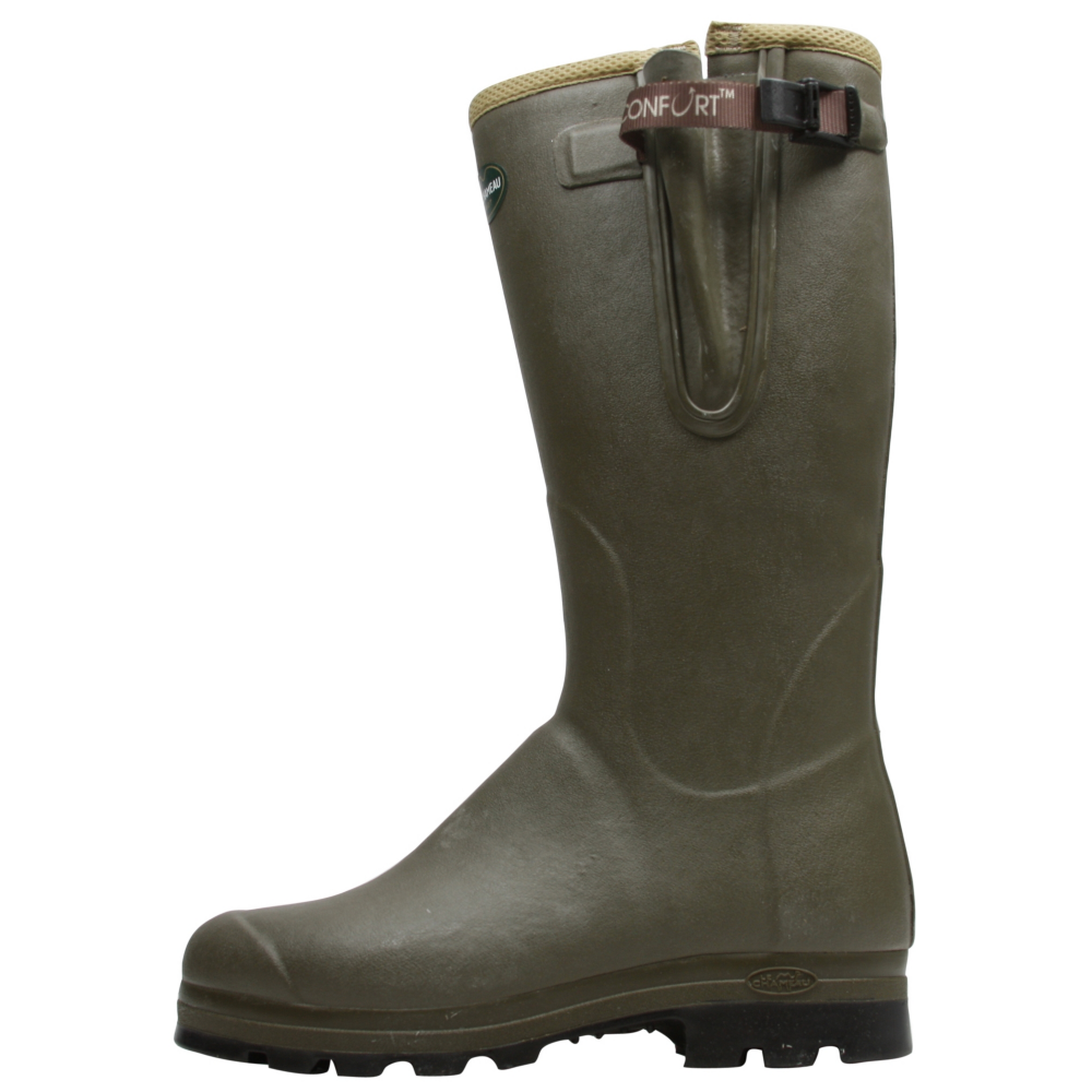 Le Chameau Vierzon Air Confort Rain Boots - Men - ShoeBacca.com