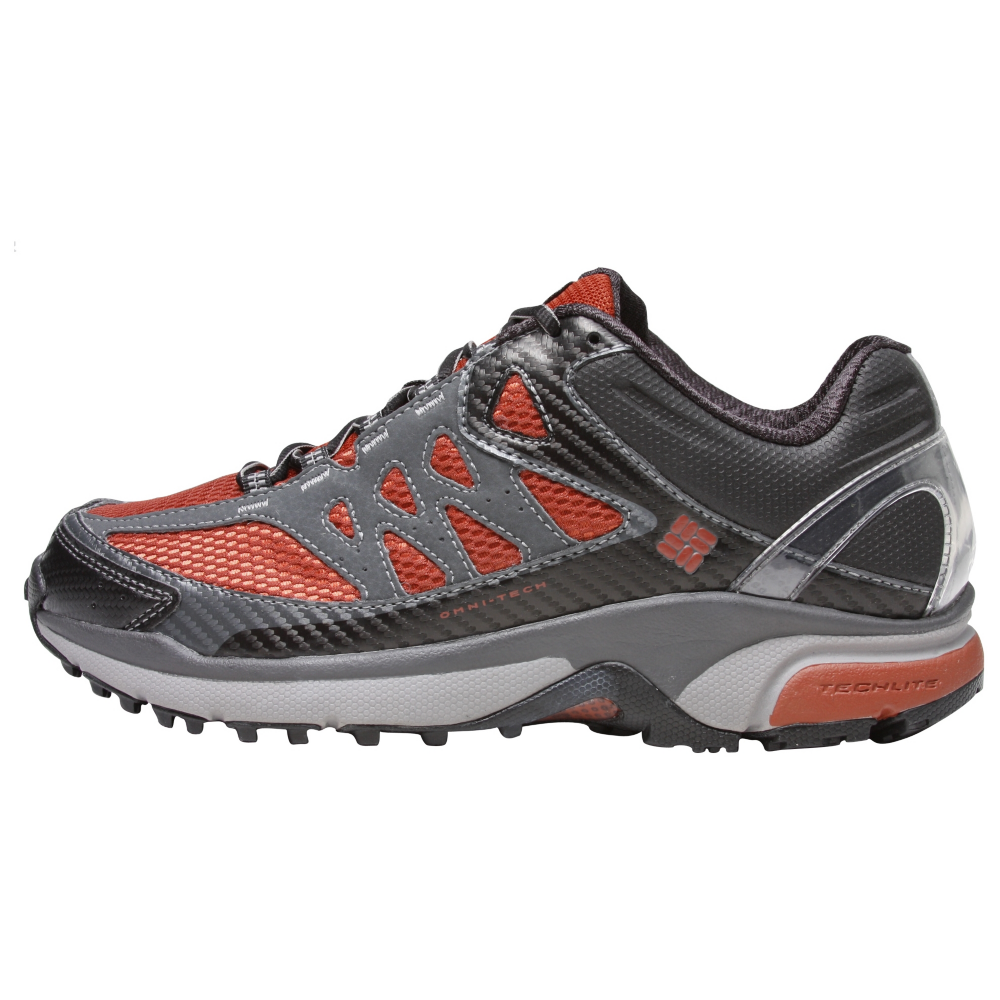 Columbia Ravenous Stability Trail Running Shoes - Men - ShoeBacca.com