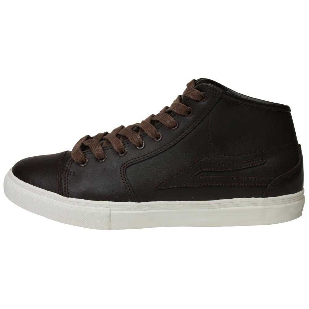 Lakai Coda Hi Lean Skate Shoes - Men - ShoeBacca.com