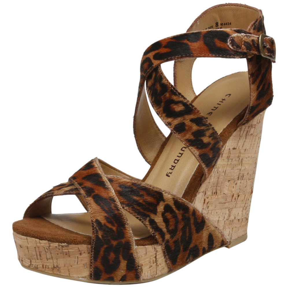 Chinese Laundry Dazzle Me Heels Wedges Shoe - Women - ShoeBacca.com