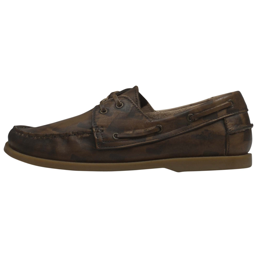 BED:STU Delta Boating Shoe - Men - ShoeBacca.com