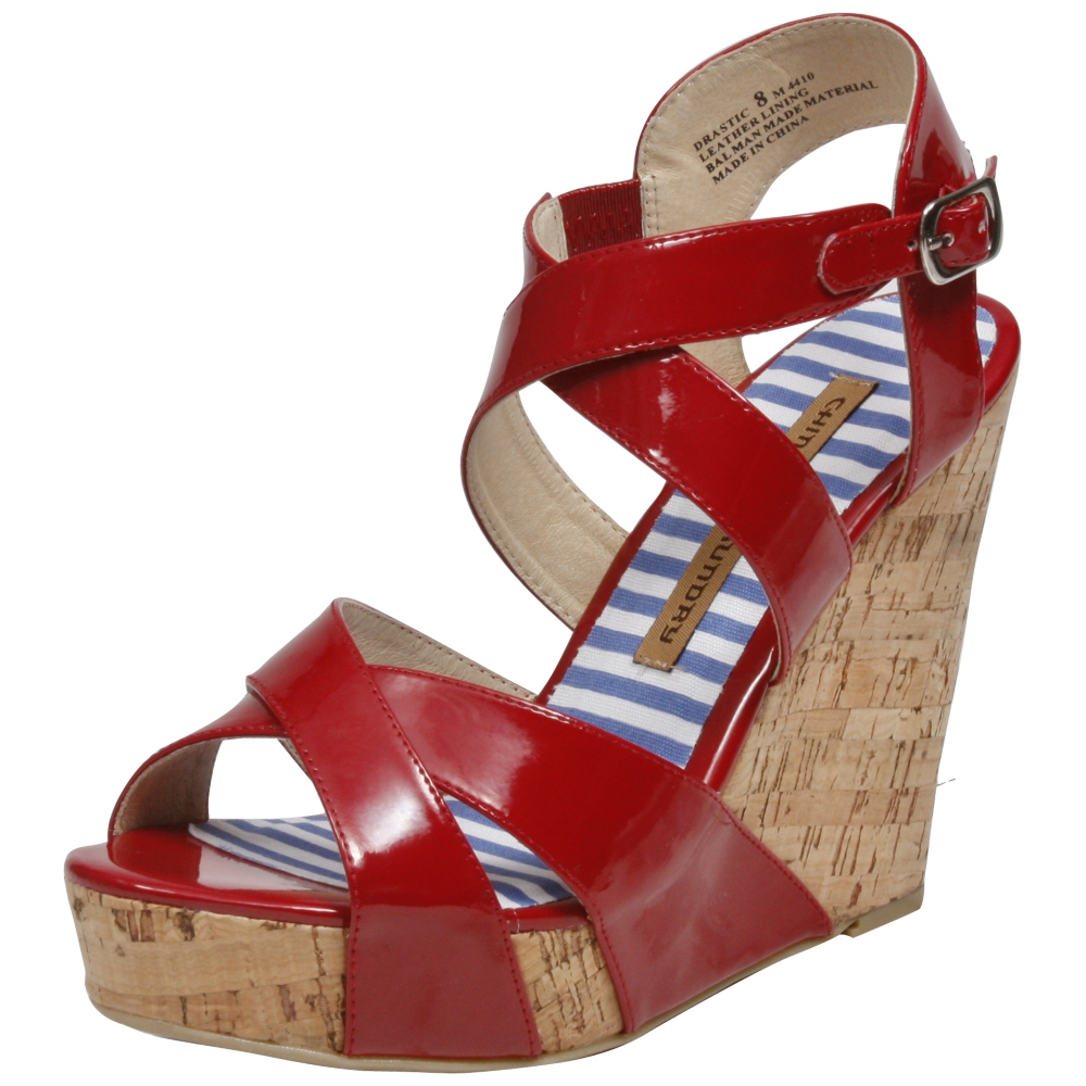 Chinese Laundry Drastic Heels Wedges Shoe - Women - ShoeBacca.com