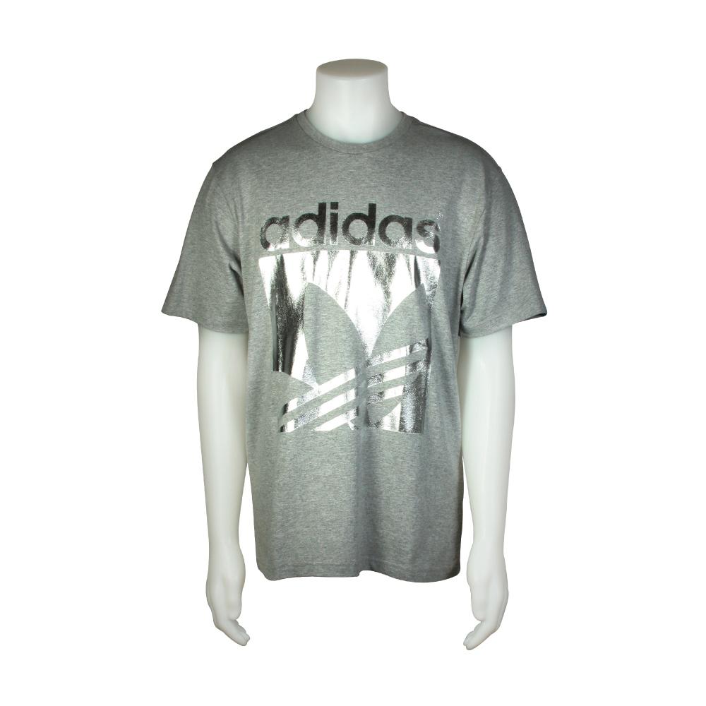 adidas Trefoil Tee T-Shirt - Men - ShoeBacca.com