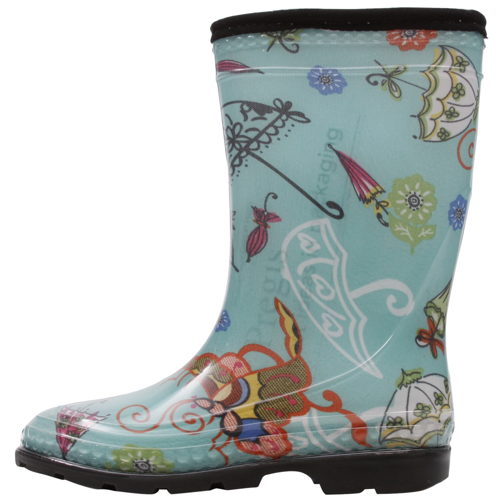 Kamik Carnival Rain Boots - Toddler,Kids - ShoeBacca.com
