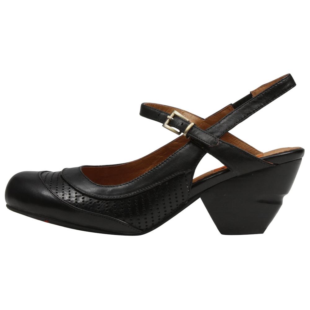 Miz Mooz Expo Heels Wedges Shoe - Women - ShoeBacca.com