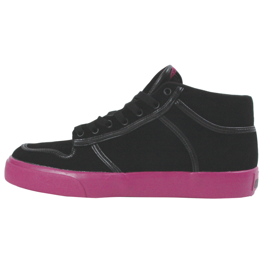 alife Everybody Mid Black Suede Athletic Inspired Shoes - Kids,Men - ShoeBacca.com