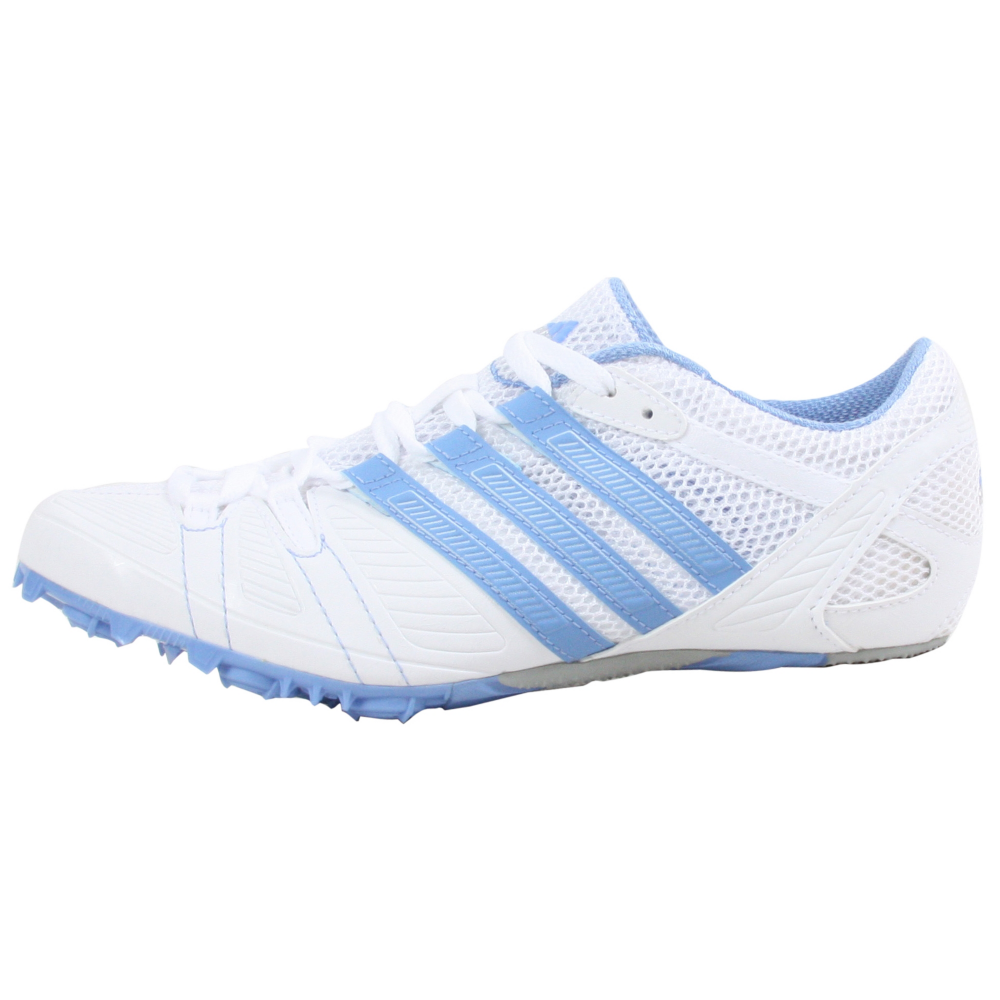 adidas Edge Dash Track Field Shoes - Women - ShoeBacca.com