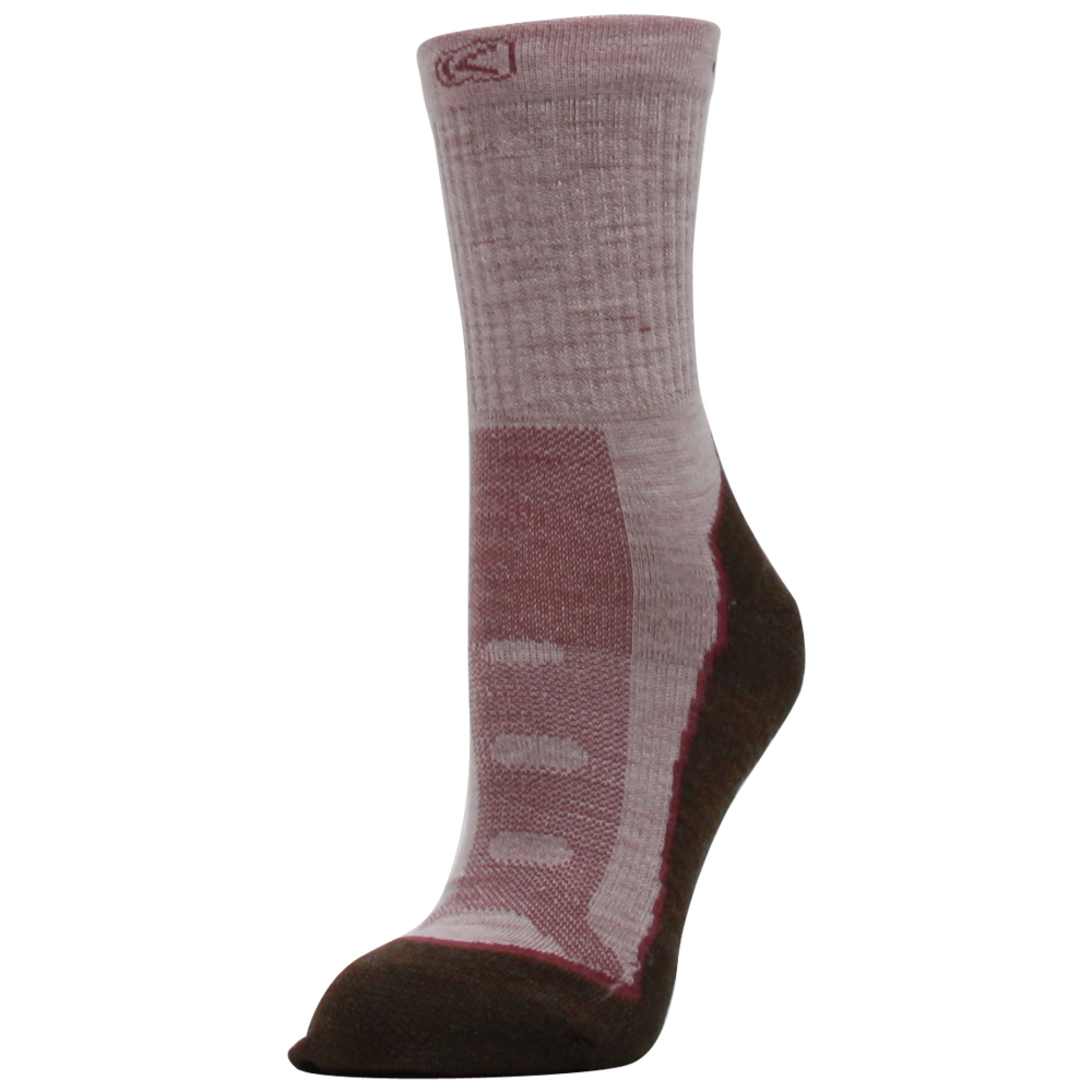 Keen Wildwood 3/4 Crew Lite 2 Pack Socks - Women - ShoeBacca.com
