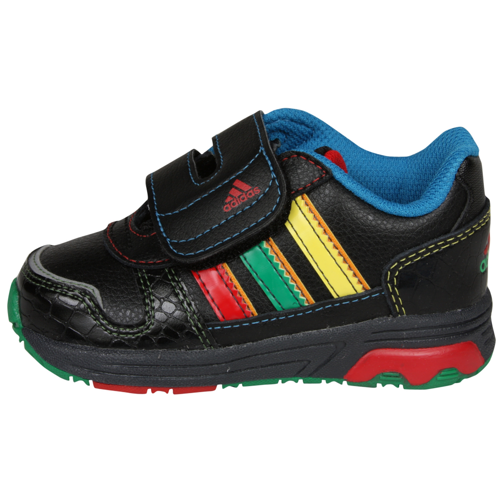 adidas StreetRun IV CF Running Shoes - Toddler - ShoeBacca.com