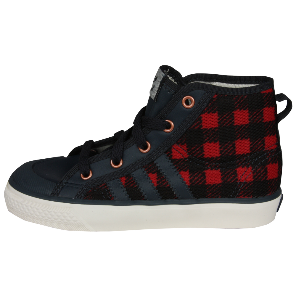 adidas Nizza Hi Retro Shoes - Infant,Toddler - ShoeBacca.com