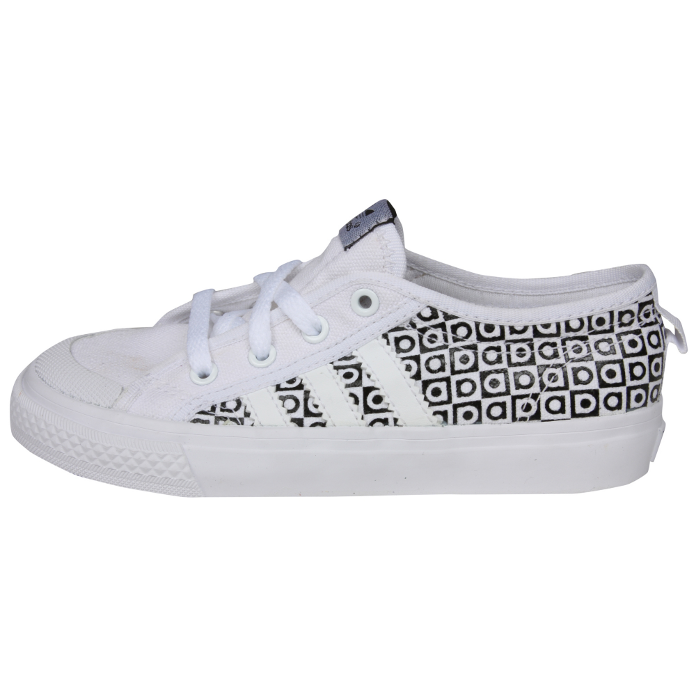 adidas Nizza Lo I Retro Shoes - Infant - ShoeBacca.com
