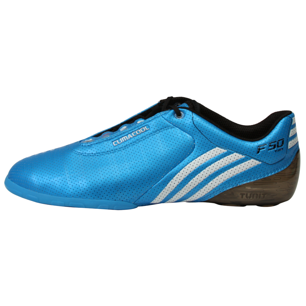 adidas F50 I Tunit Upper Soccer Shoes - Men - ShoeBacca.com