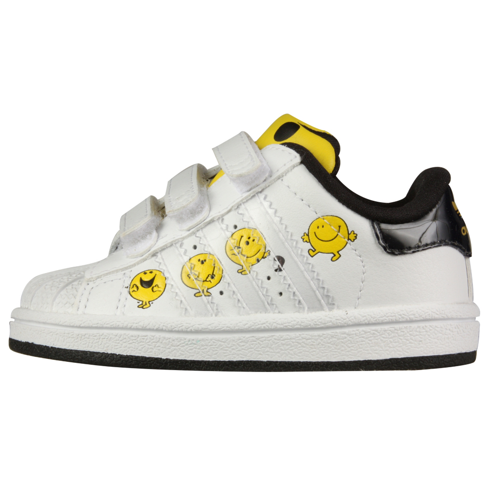 adidas Superstar II CMF Retro Shoes - Infant,Toddler - ShoeBacca.com