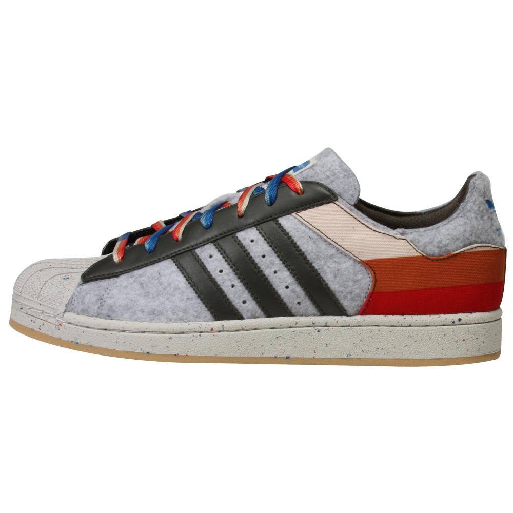 adidas Superstar II Gruen Retro Shoes - Men - ShoeBacca.com