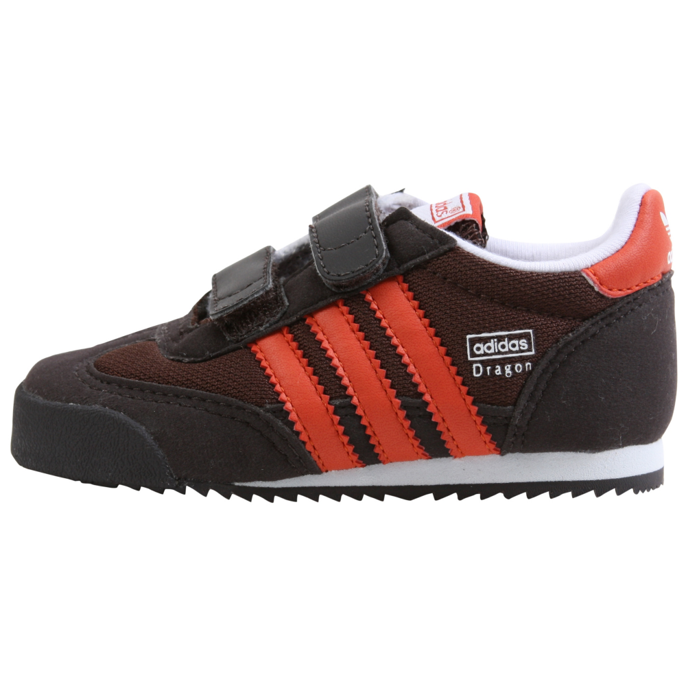 adidas Dragon CF Retro Shoes - Infant,Toddler - ShoeBacca.com