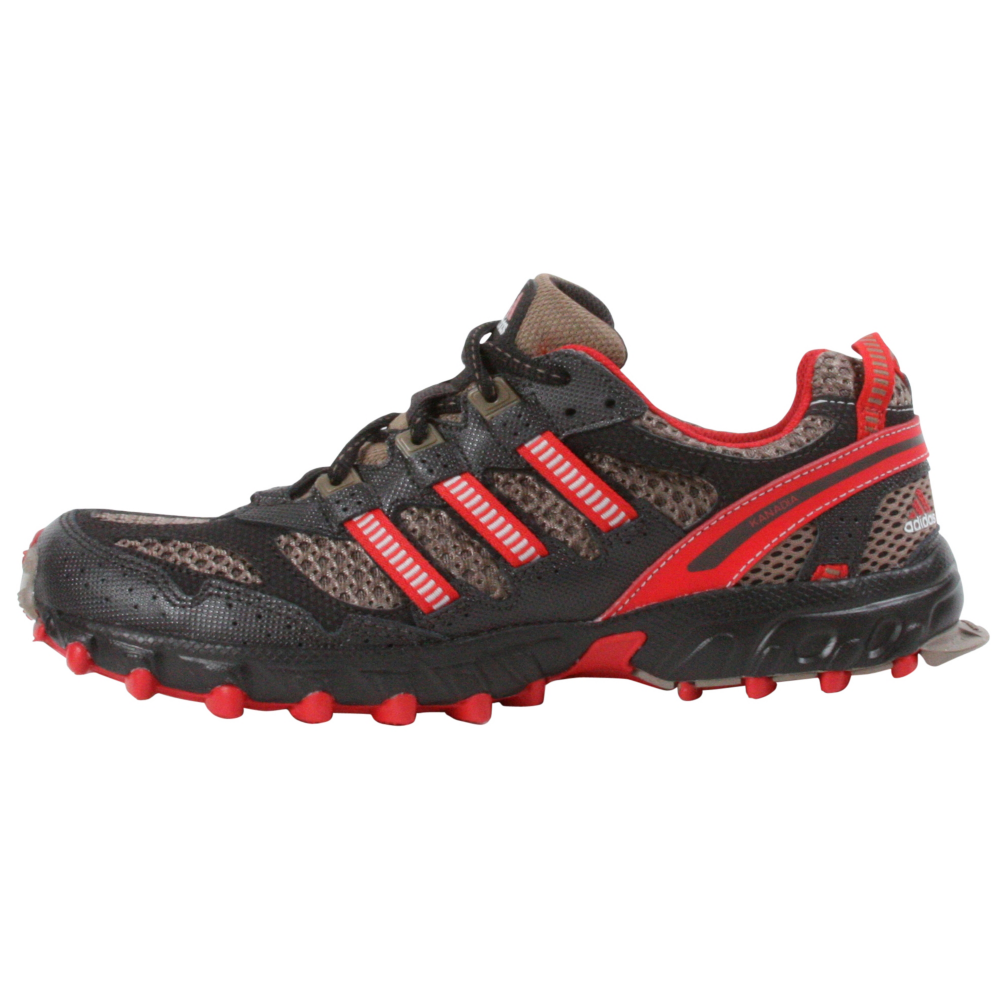 adidas Kanadia Trail Running Shoes - Kids,Toddler - ShoeBacca.com