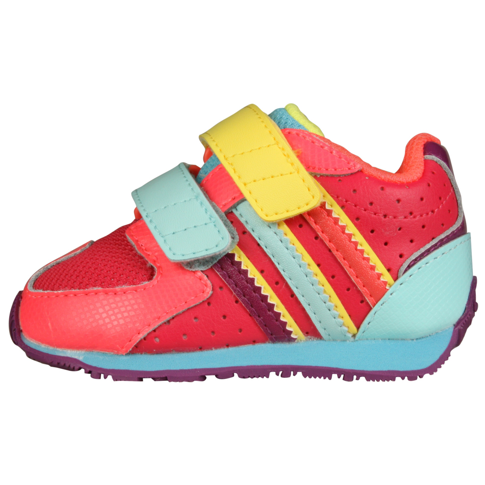 adidas StreetRun III CF Running Shoes - Infant,Toddler - ShoeBacca.com