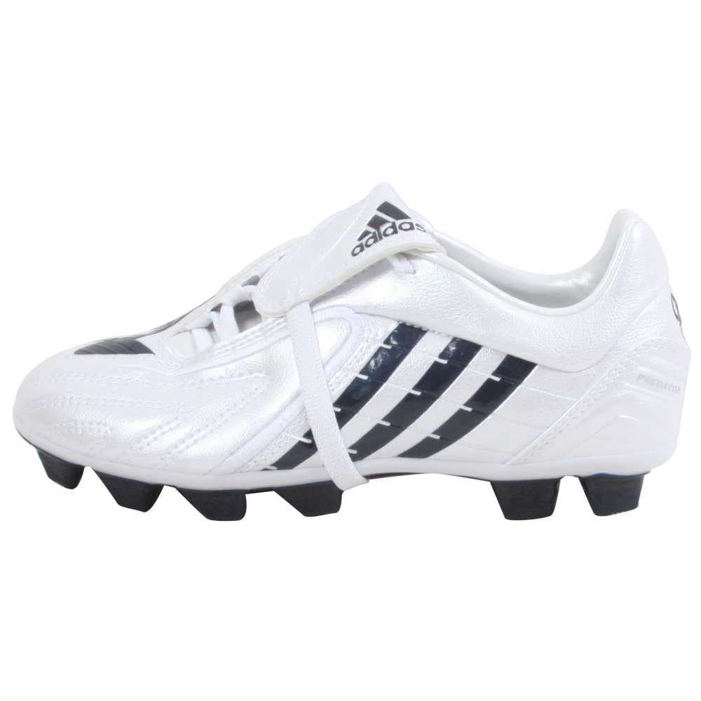 adidas Absolado PowerSwerve DB TRX FG Soccer Shoes - Kids,Toddler - ShoeBacca.com