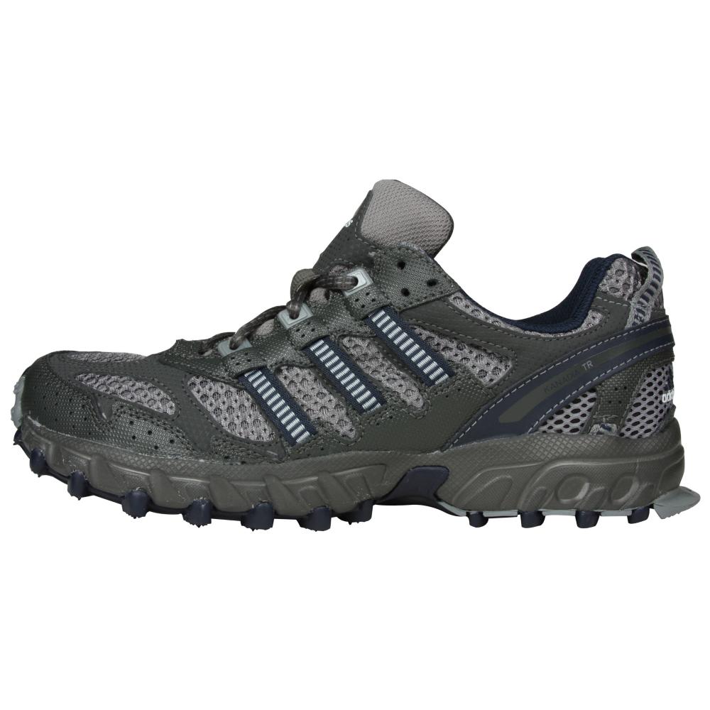 adidas Kanadia Trail Running Shoes - Kids - ShoeBacca.com