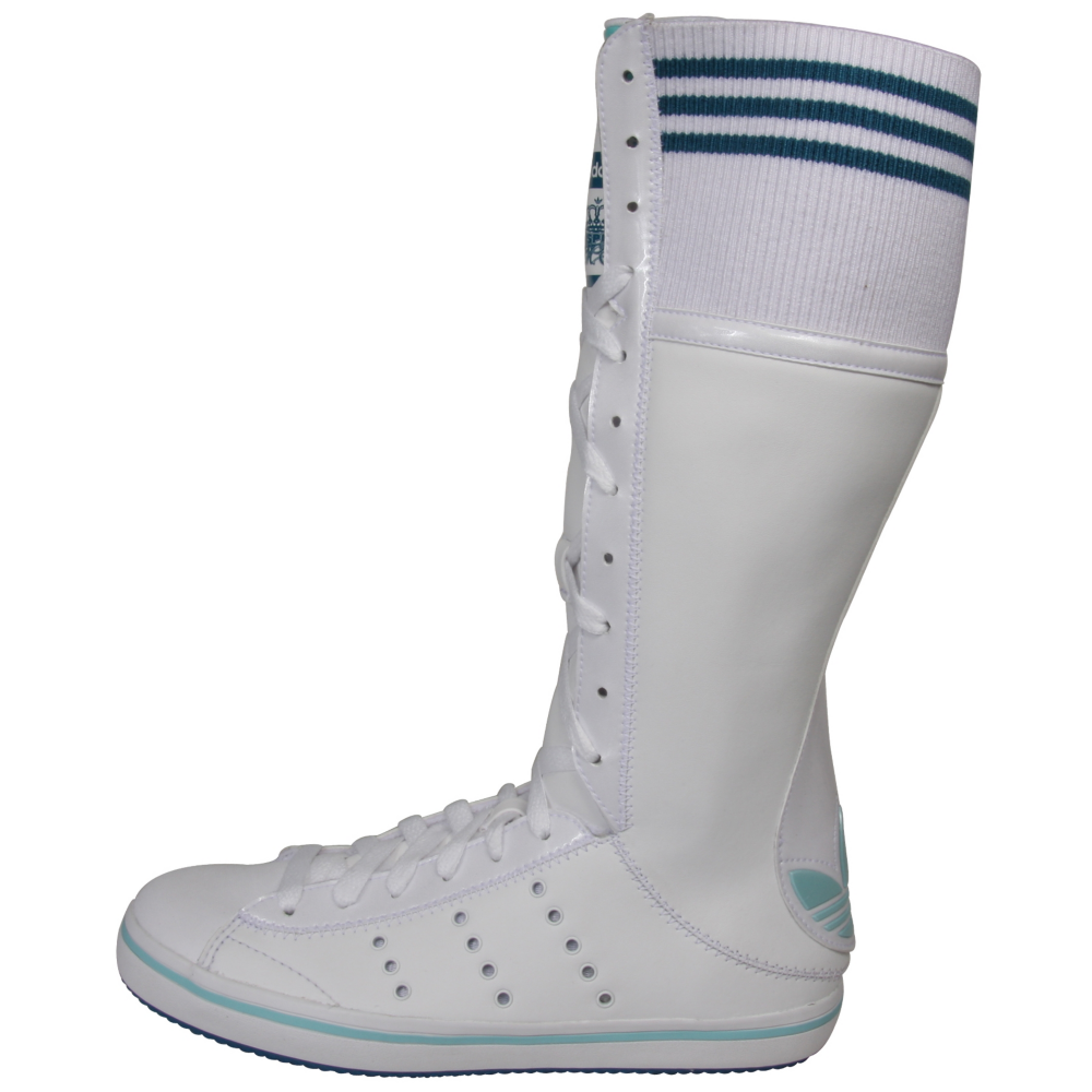 adidas Missy E Star Court Boot Boots Shoes - Women - ShoeBacca.com
