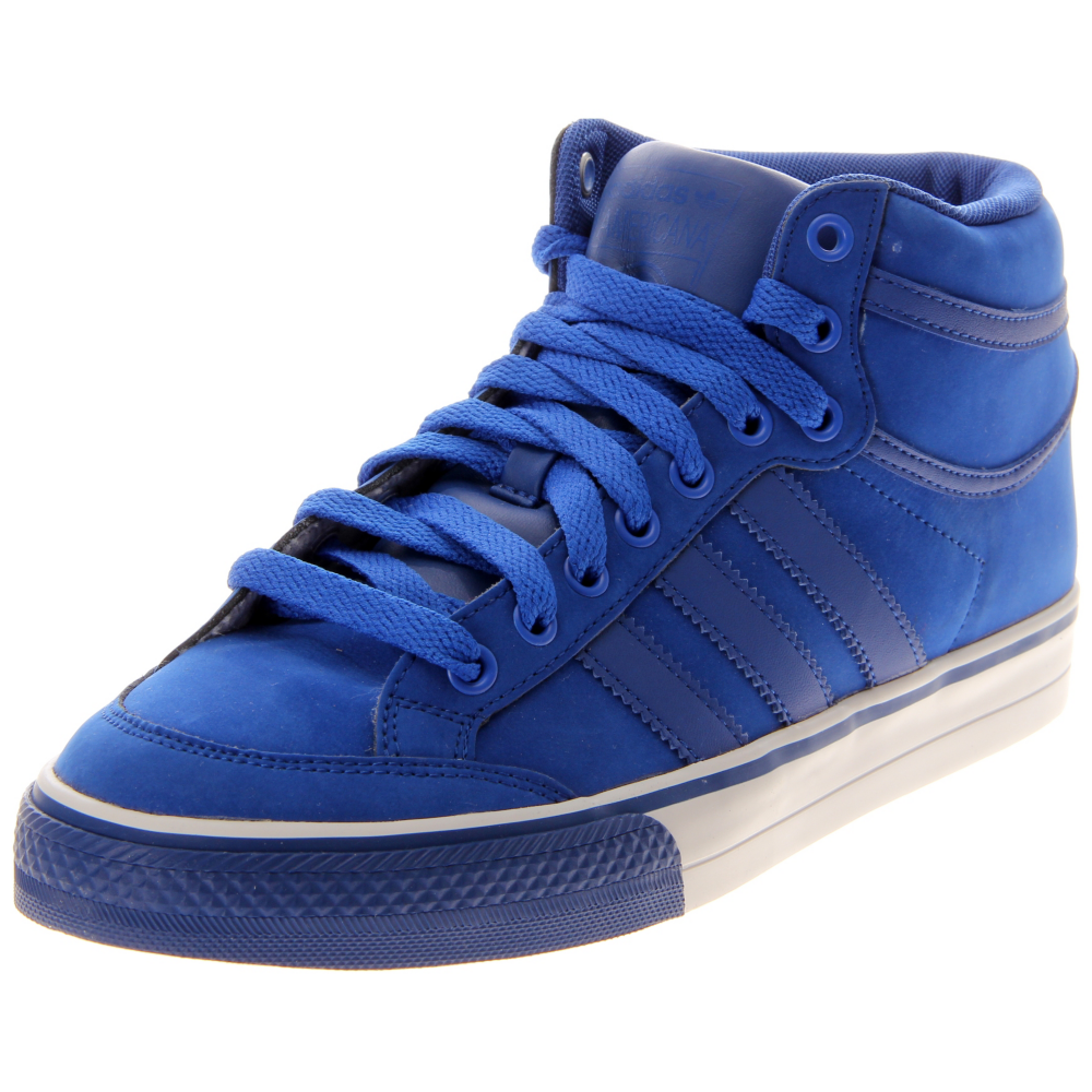 adidas Americana Vulc Mid Retro Shoes - Kids,Men - ShoeBacca.com