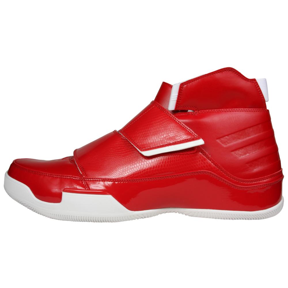 adidas Drop Top Basketball Shoes - Men - ShoeBacca.com