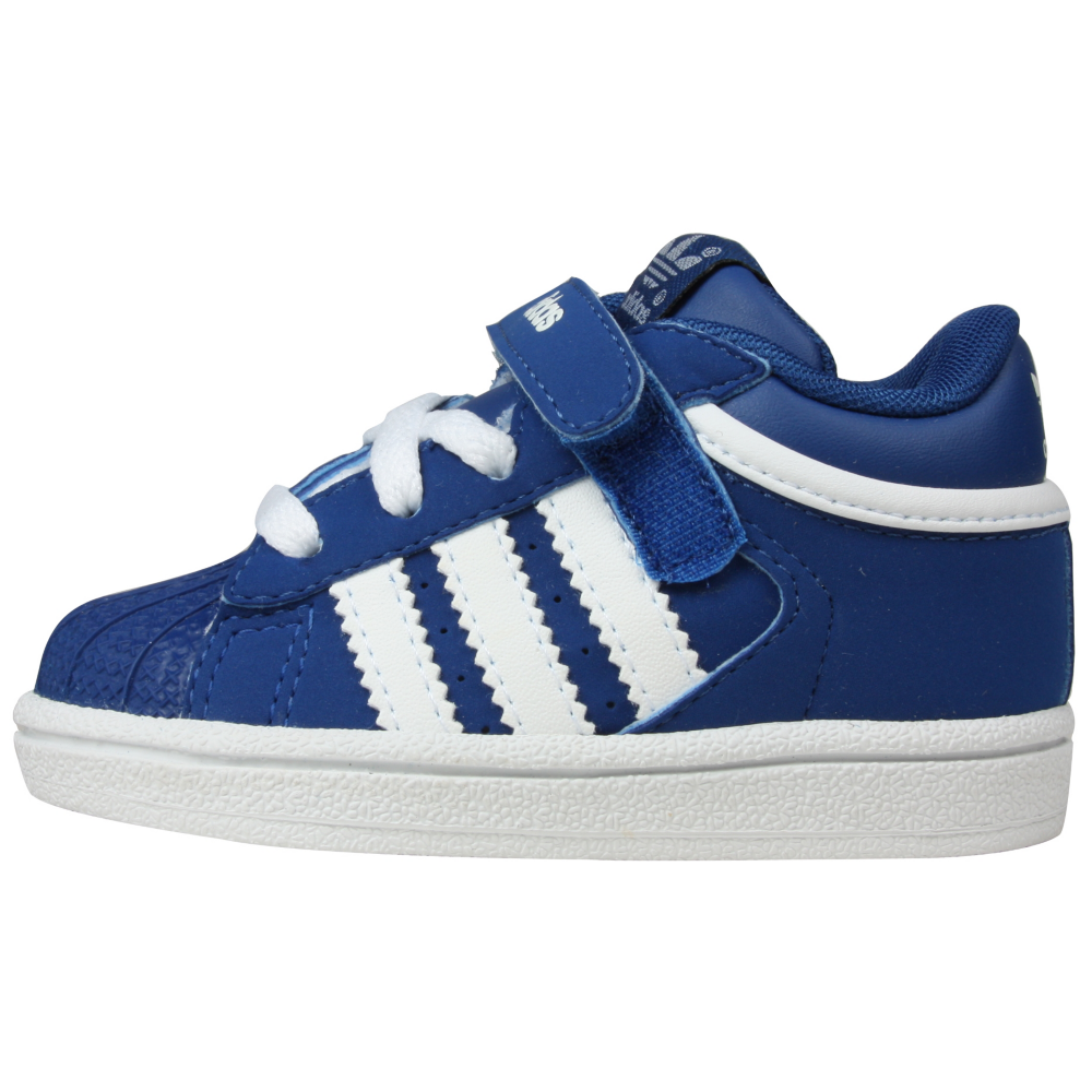 adidas Pro Shell I Retro Shoes - Infant,Toddler - ShoeBacca.com