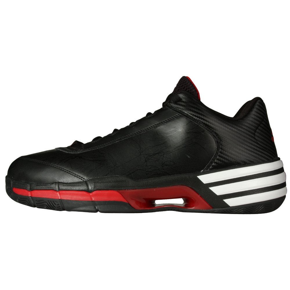 adidas 5th Element Low Basketball Shoes - Men - ShoeBacca.com