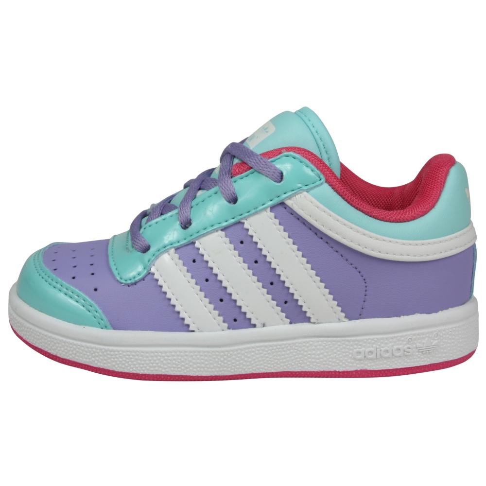 adidas Top Ten Lo Retro Shoes - Infant,Toddler - ShoeBacca.com