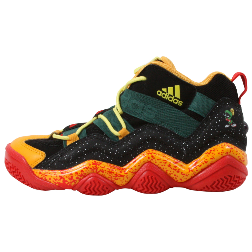 adidas Top Ten 2000 Basketball Shoes - Kids - ShoeBacca.com