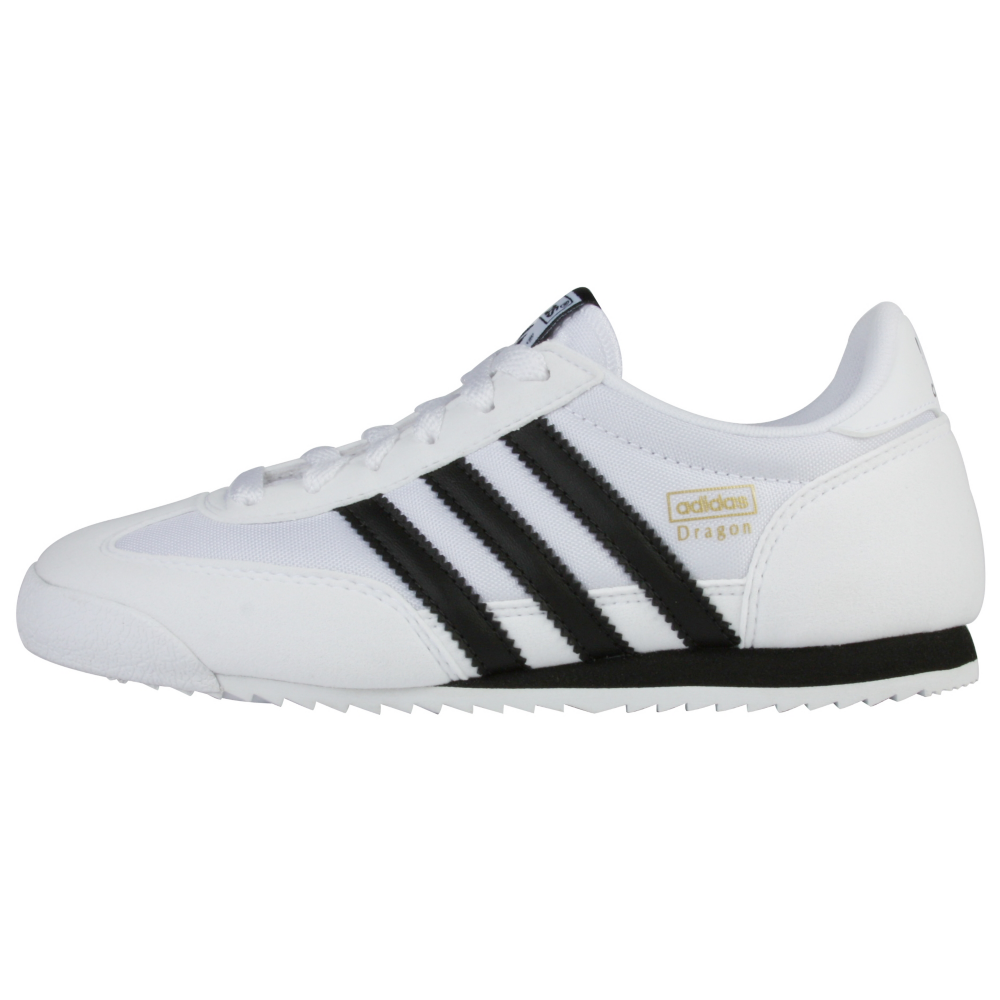 adidas Dragon J Lace Retro Shoes - Kids,Toddler - ShoeBacca.com