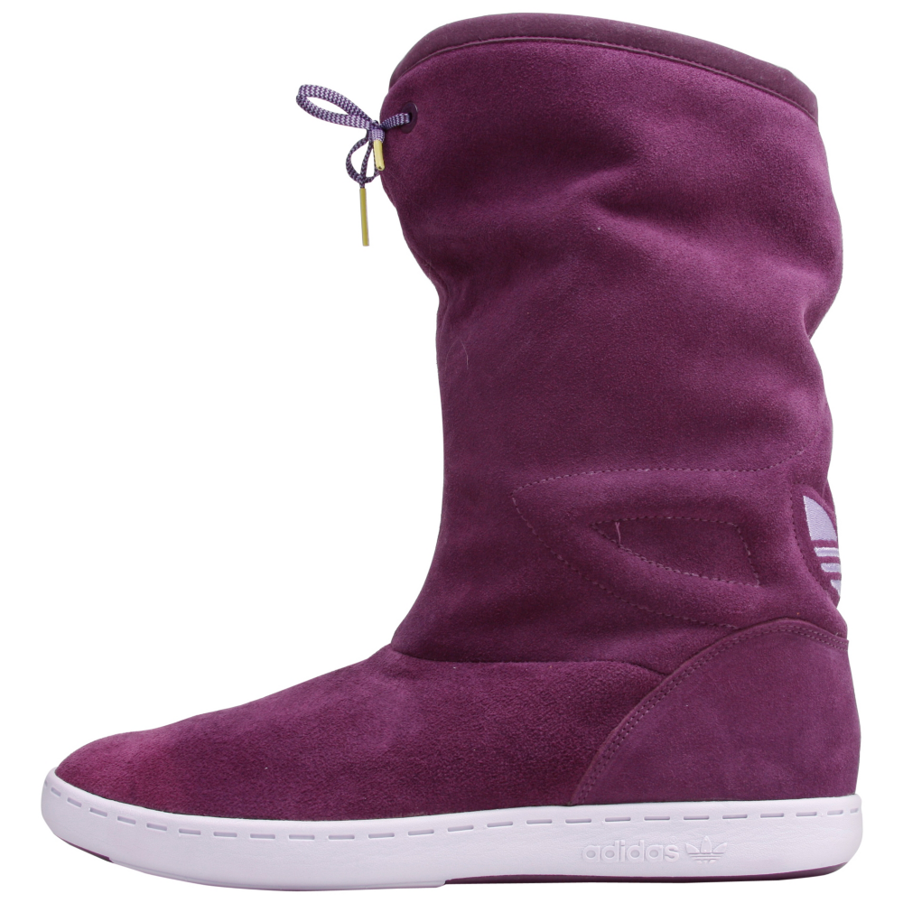 adidas Attitude Super Hi Winter Boots - Women - ShoeBacca.com