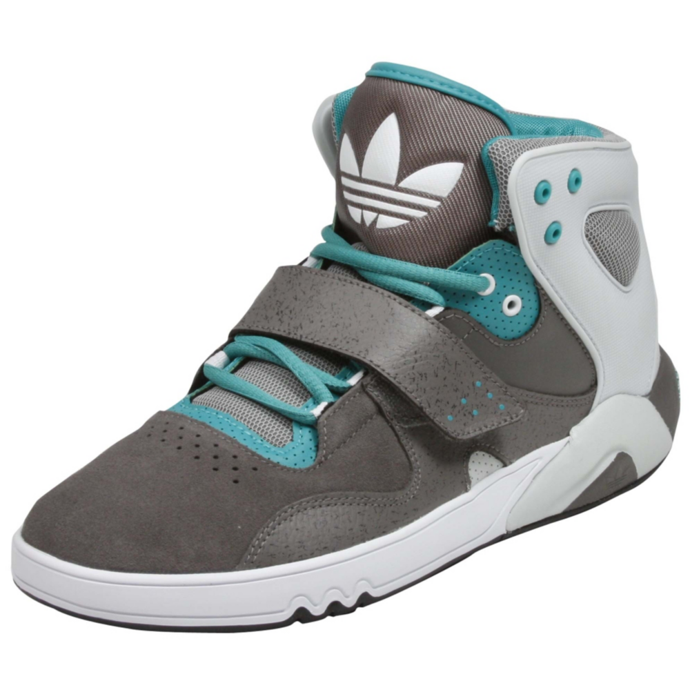 adidas Roundhouse Mid Retro Shoe - Men - ShoeBacca.com