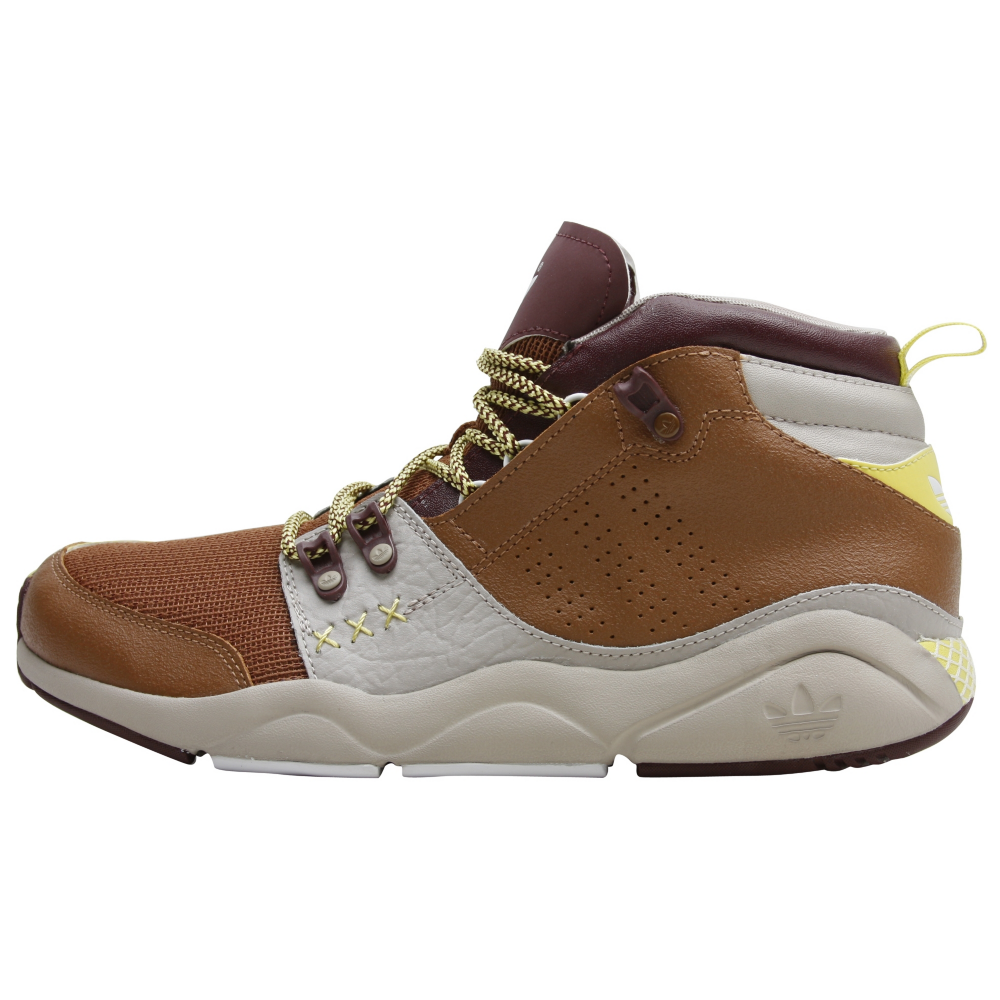 adidas Fortitude Mid Athletic Inspired Shoes - Men - ShoeBacca.com