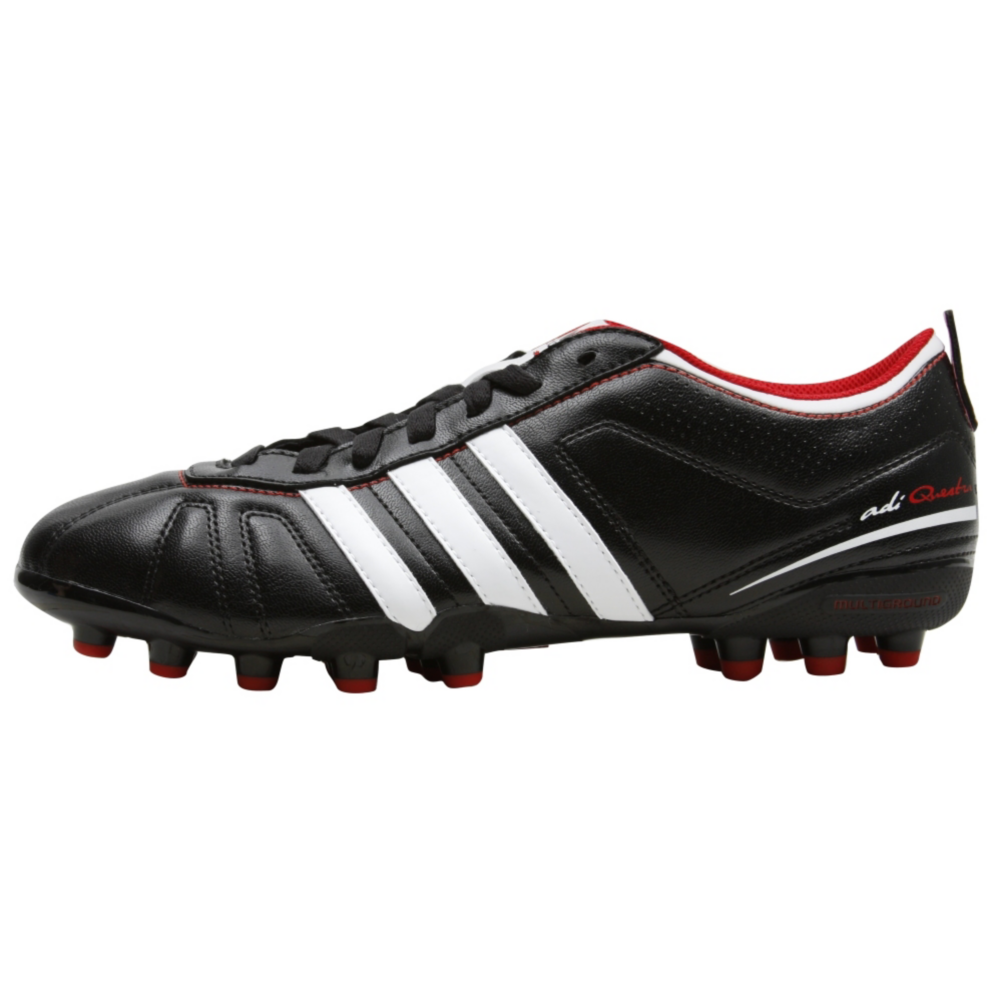 adidas adiQuestra IV MG Soccer Shoes - Men - ShoeBacca.com