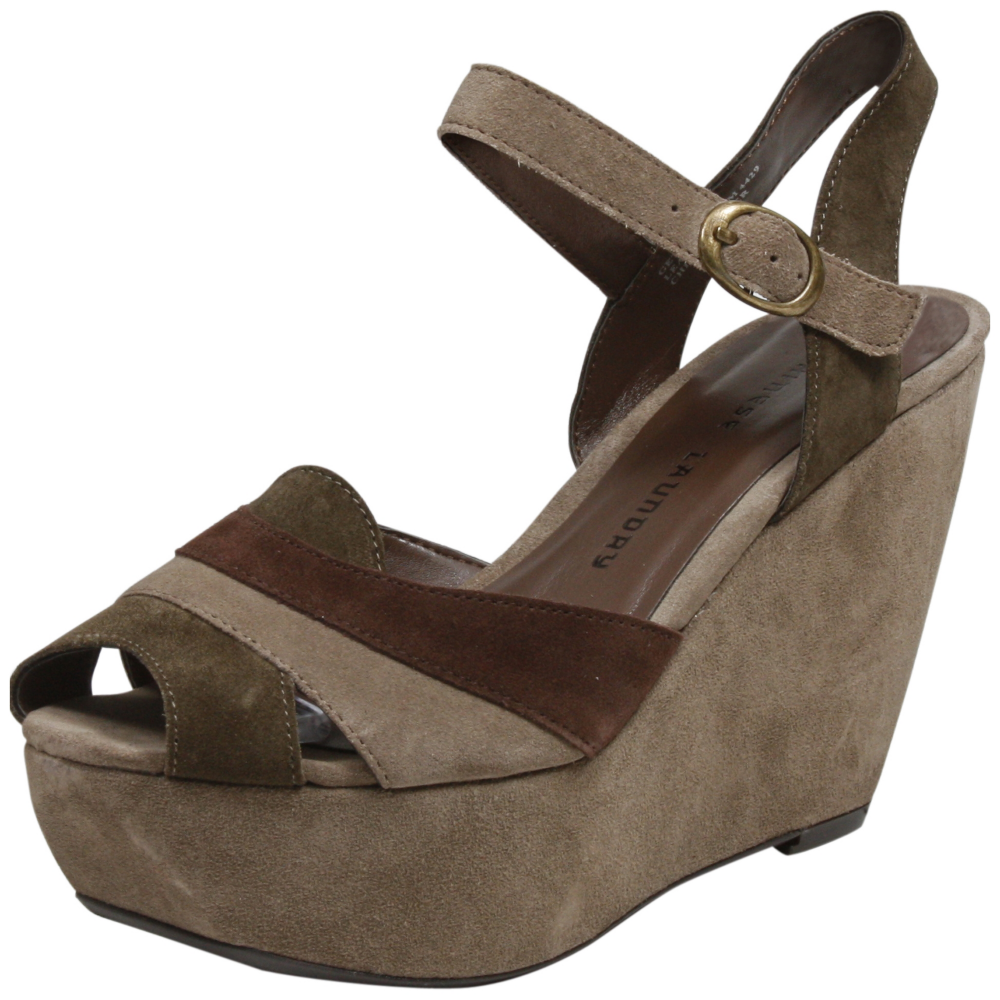 Chinese Laundry Get Away Heels Wedges Shoe - Women - ShoeBacca.com