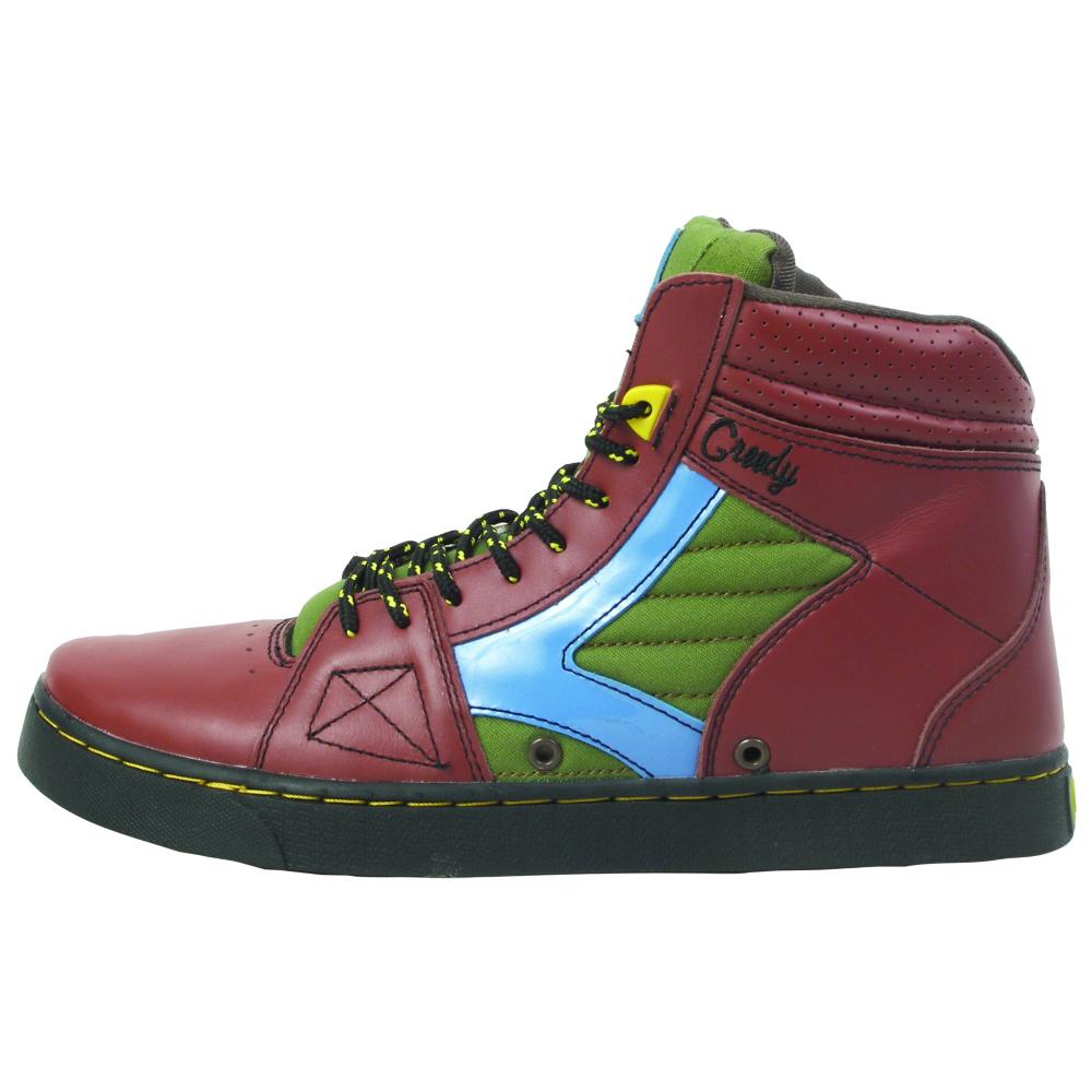 Greedy Genius Cool Breeze Adirondack Athletic Inspired Shoes - Men - ShoeBacca.com