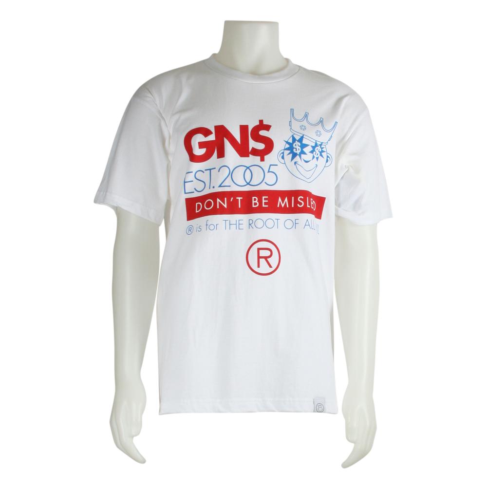 Greedy Genius Established Tee T-Shirt - Men - ShoeBacca.com