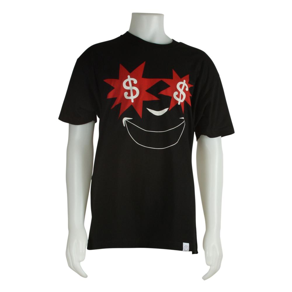 Greedy Genius GG Face Tee T-Shirt - Men - ShoeBacca.com