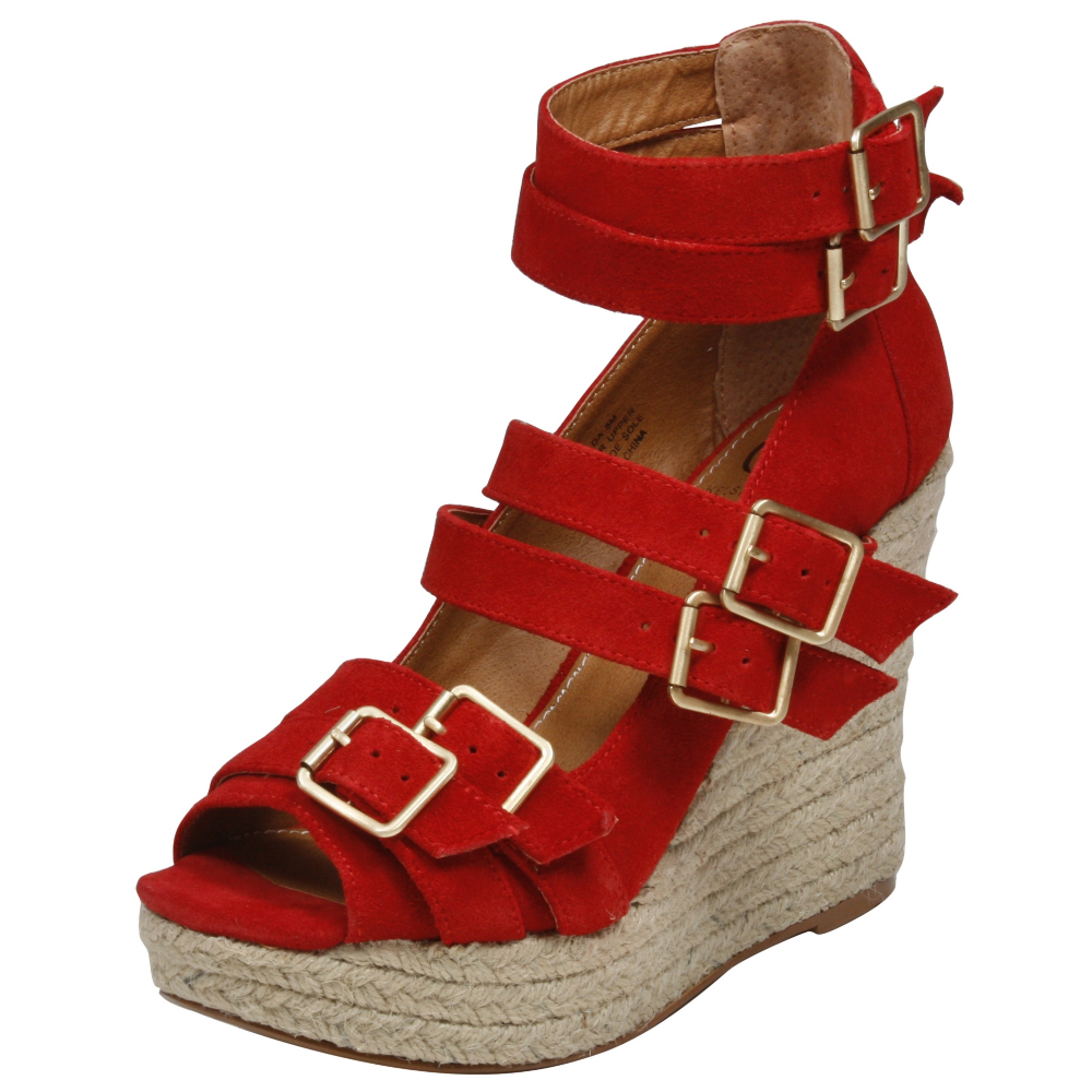 Kelsi Dagger Griselda Heels Wedges Shoe - Women - ShoeBacca.com