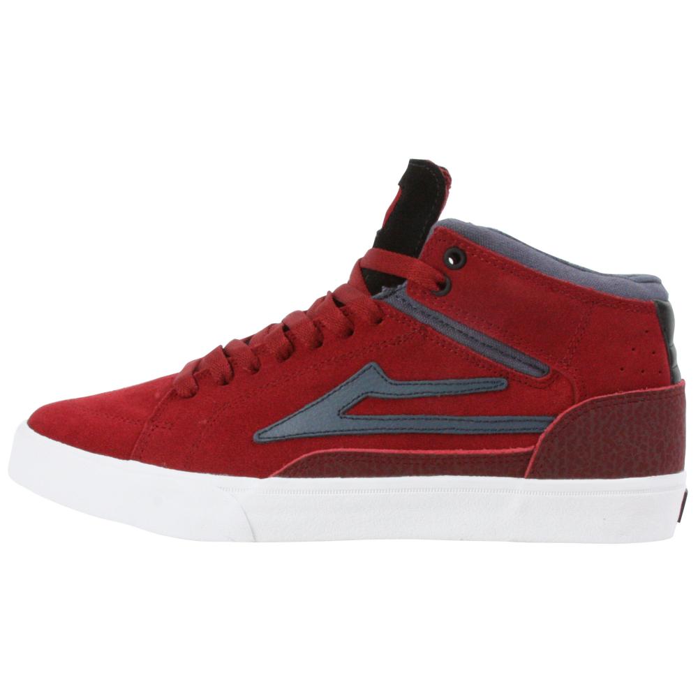 Lakai Guy Hi Skate Shoes - Men - ShoeBacca.com