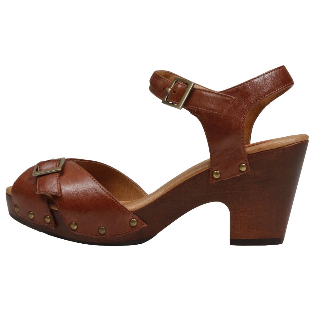 Miz Mooz Hype Heels Wedges Shoe - Women - ShoeBacca.com