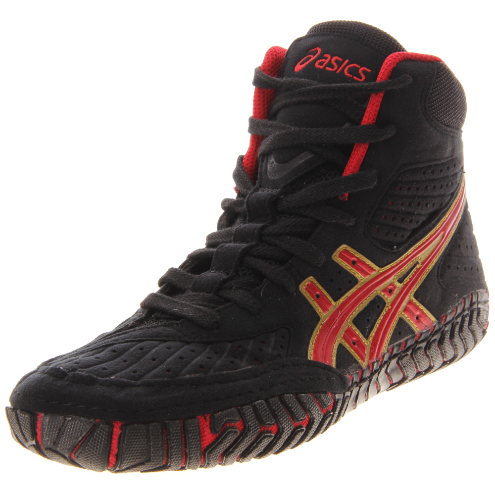 Asics Aggressor Wrestling Shoes - Men - ShoeBacca.com