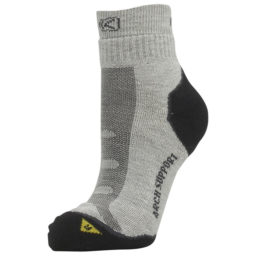 Keen Wildwood Quarter Mid 2 Pack Socks - Men - ShoeBacca.com