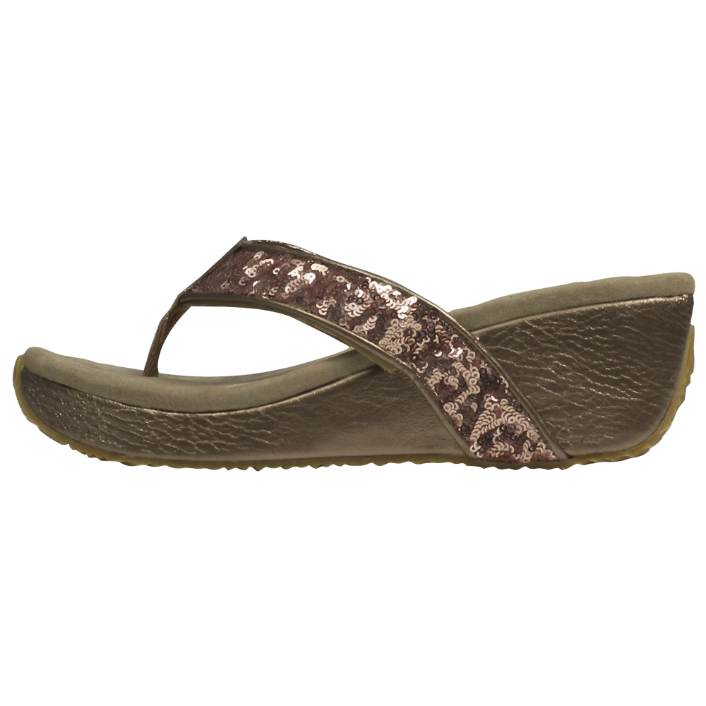 Volatile Jessica Sequins Sandals Shoe - Women - ShoeBacca.com