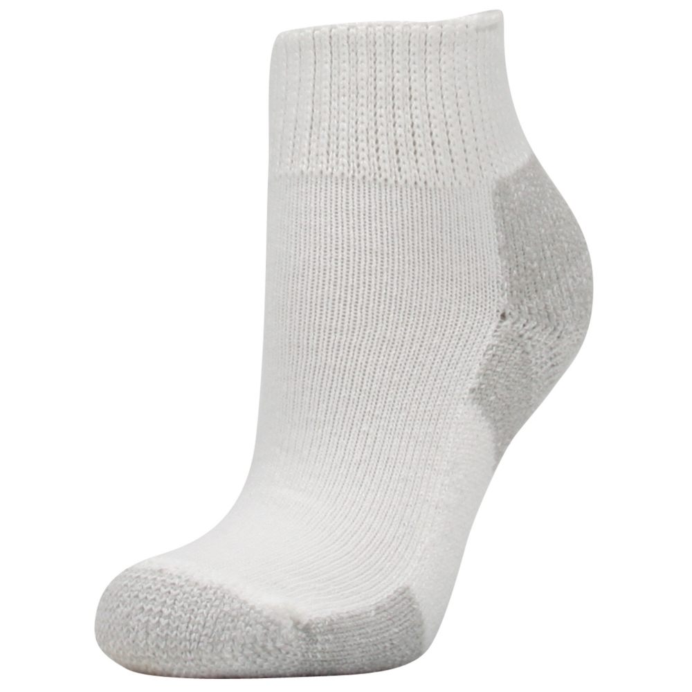 Thorlos JMX 3-Pack Running Mini-Crew Socks - Unisex - ShoeBacca.com