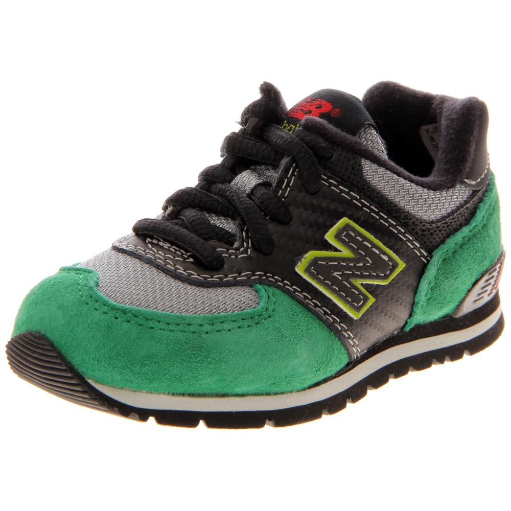 New Balance 574 Retro Shoes - Infant,Toddler - ShoeBacca.com