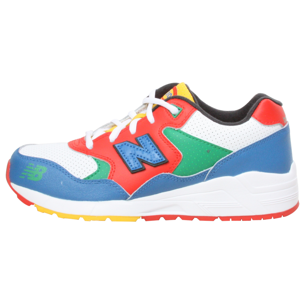 New Balance 580 Tennis Shoes - Kids - ShoeBacca.com