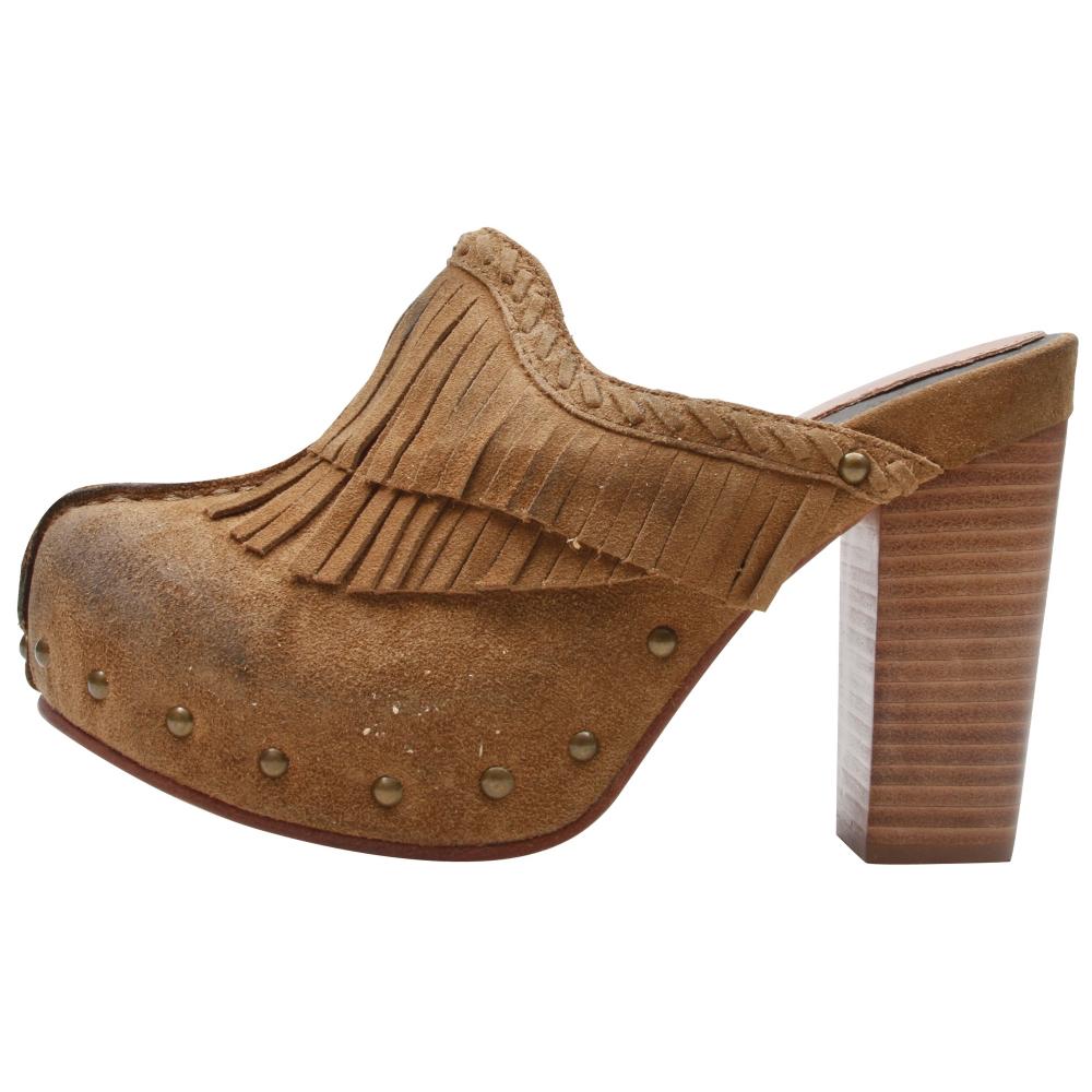 Gee'WaWa Shimmer Heels Wedges - Women - ShoeBacca.com